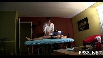 enjoyable massage from lusty hunk