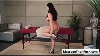 fantasy massage shows undercover expose with lena paul.