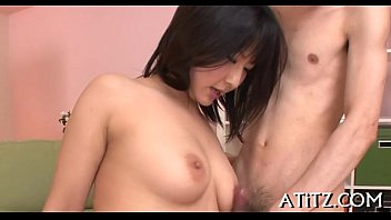 breasty japanese&#039_s wanton toying