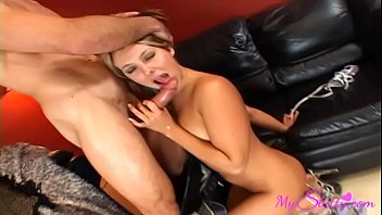 horny cheating wife masturbates while waits for her lover