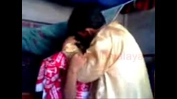 indian newly married guy trying zabardasti to wife.
