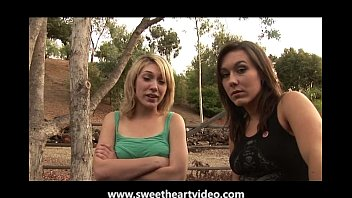 lily labeau and sinn sage in pussy pounding action
