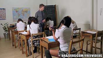 brazzers - young school girl does.