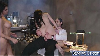 doctor seduce and hardcore bang horny sexy patient.