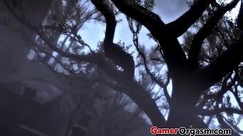 gamerorgasm.com | fatal punish lara croft.
