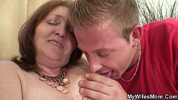 he seduces wifes mother into taboo.