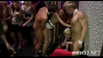 waiters fucking and fingering whores in different positions.