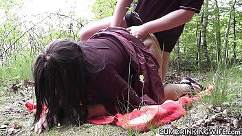 slutwife marion gets creampied by plenty.
