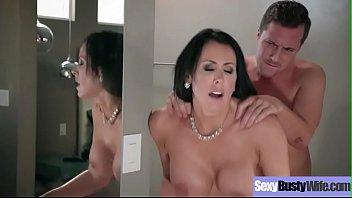 hardcore sex tape with slut big melon boobs.
