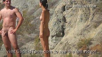 asian teen naked on the beach fully nude.