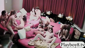 nasty swingers swapped partners and orgy