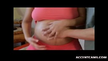 hairy busty pregnant babe fucking bvr