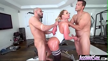 big ass girl (phoenix marie) get oiled and.