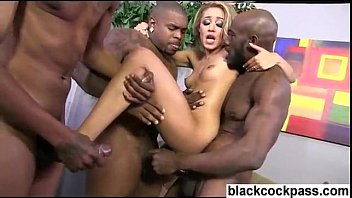 anal slut brutal interracial gangbang dp