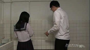 innocent school girl gives blowjobs and hand jobs.