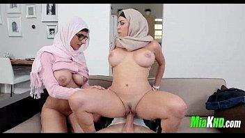 mia khalifa and her mom team up on.