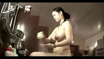 japanese bath house monster tits