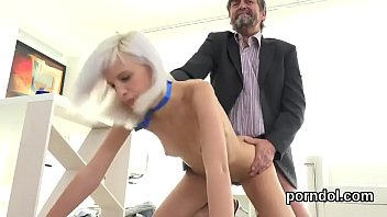 erotic college girl was seduced and reamed by.