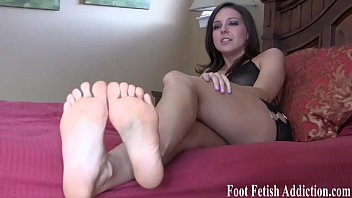 i love exploring your foot fetish.