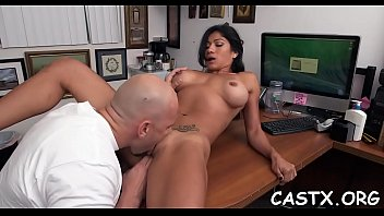 sexy gangbang at casting probes