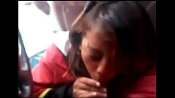 18-year-old latina prostitute sucks dick in.