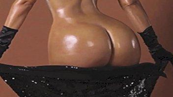 kim kardashian uncensored