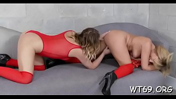 sensual and erotic lesbian babes enjoy each others snatches
