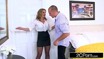 April Fool&#039_s Prank Goes Wrong - Cory Chase Cuckolds Her Husband