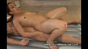 slutty asian masseuse loves her clients.