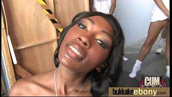 dp with german ebony bukkake teen.