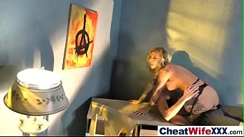 (kleio valentien) naughty slut wife like to cheat.