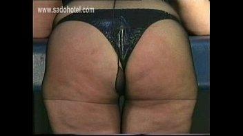 older slave with big tits got hit on.