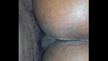 black girl taking bbc