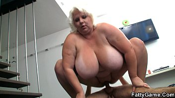 big tits blonde sucks and rides.