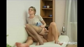 mom does anal with son-feistytube.com