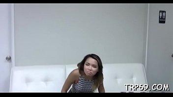 thai sex doll makes her man starve for.