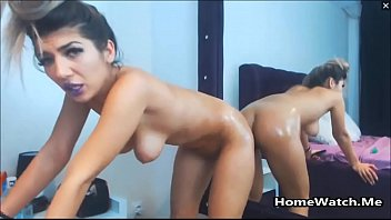 squirting and having fun on camera