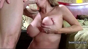 big tit milf hottie loves having her pussy filled