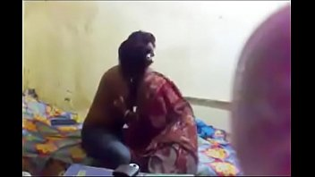 ugly mature indian aunty is getting.