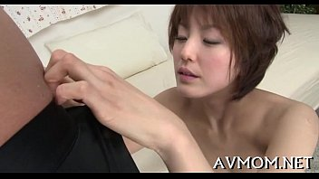 milf bawdy cleft teased and creamed