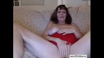 grandma shows a working anal, -.