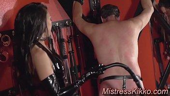 the whipping boy with mistress kikko the vegas dominatrix