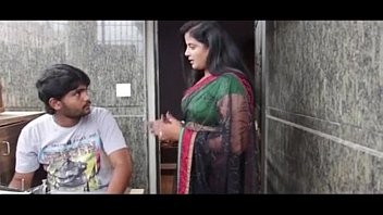 indian beautiful bhabhi seducing tailor -.