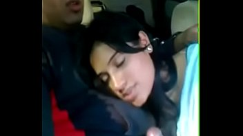 intoxicated indian babe blowjob in car.