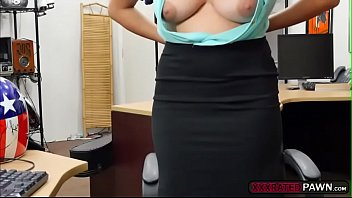 naughty pawnman fucks a hot blonde babe in.
