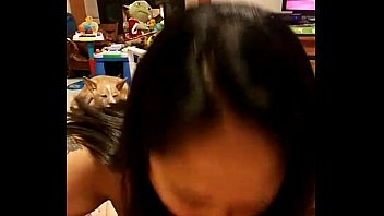 blow job by wife&#039_s sister