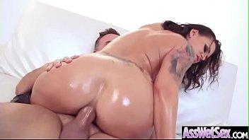 anal sex with naughty big ass girl (eva.