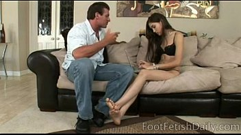 sasha grey footjob