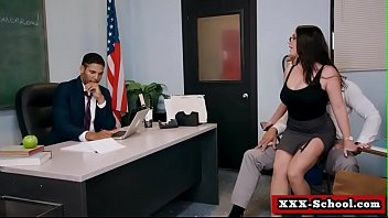 parent fucking teacher meetings (angela white).