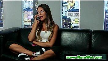 nurumassage son fully serviced by step-mom sex video 21